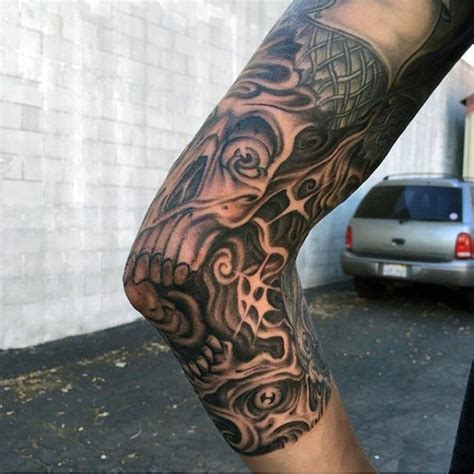 elbow tattoos designs for men top 100 best tattoos for masculine design ideas