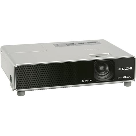 Lu Lcd Projector Hitachi hitachi cpx5 lcd multimedia projector cpx5 series b h photo