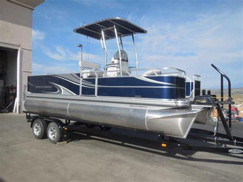 qwest pontoon boats 2015 new angler qwest 820 fish820 fish pontoon boat for