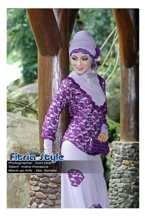 Seknsl Top Atasan Panjang Atasan Ungu Baju Ungu Lengan Panjang baju muslim gaya new koleksi fitria style