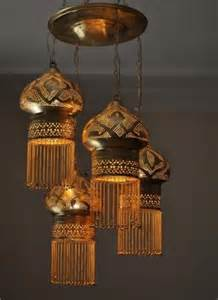 moroccan style middle eastern chandelier lamp