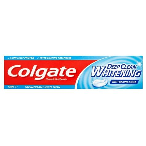 Wash Whitening Silver 100ml colgate sensation clean whitening toothpaste