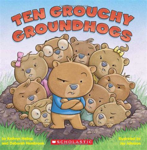 groundhug day books 9 children s books for groundhog day
