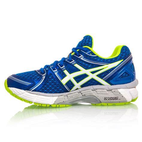asics running shoes boys asics gel kayano 19 gs junior boys running shoes blue