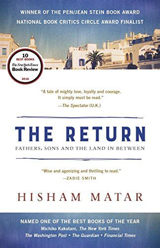 libro the return fathers sons the return fathers sons and the land in between harvard book store