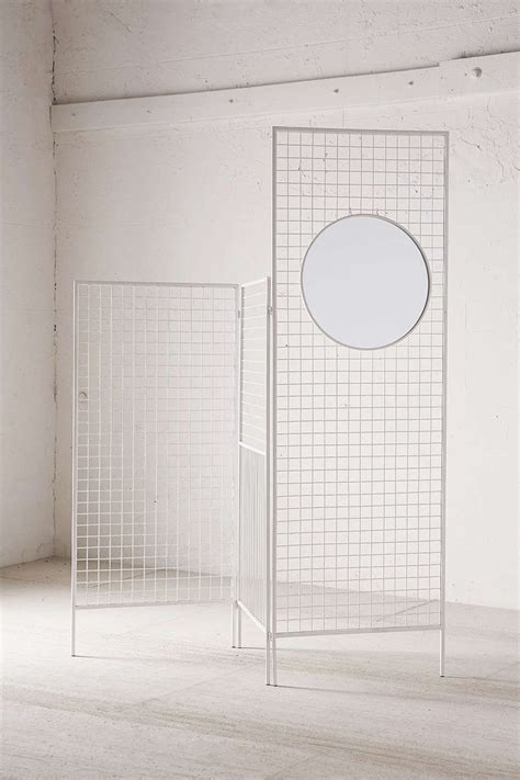 Ekne Room Divider Layered Lines Screen Room Divider