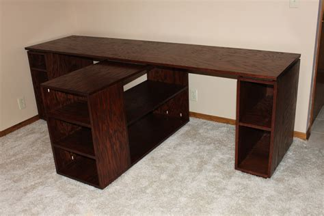 Office Desk For 2 Two Person Workstation For Office And Home Office Homesfeed