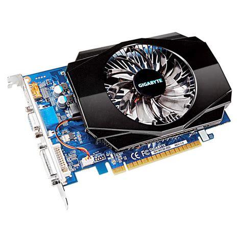 Vga Gigabyte Gt 730 2gb 128bit Ddr3 Gigabyte Geforce Gt 730 2gb Gddr3