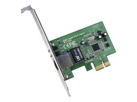 Lan Card Tp Link Gigabit tp link tg 3468 pcie gigabit network card ebuyer