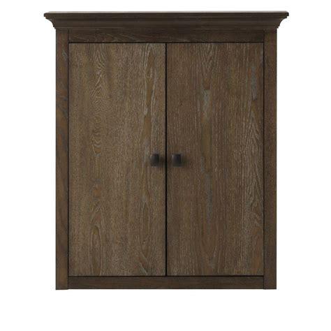 home decorators bathroom wall cabinet home decorators collection brisbane 24 in w x 27 in h x