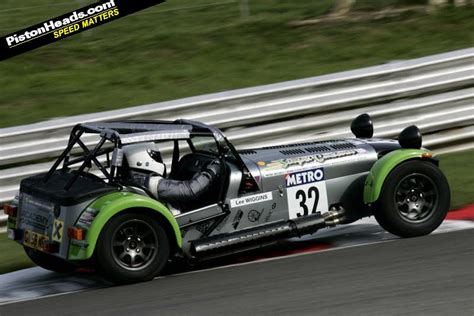 re the 2010 pistonheads caterham academy page 1