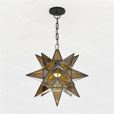 mexican star light 3d model formfonts 3d models amp textures