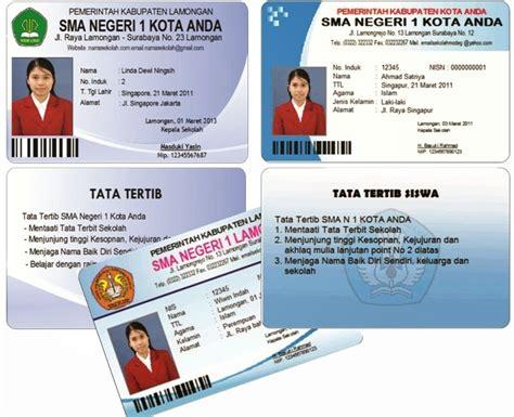cara membuat id card sendiri membuat id card sendiri dengan sangat mudah cara membuat