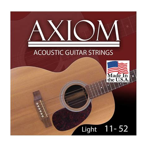 guitar strings light light guitar strings axiom brand buy direct and save