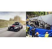 Ex Jon Olsson $500K Audi RS6 DTM Stolen And Burned Down