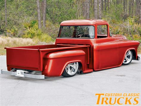 1957 chevy stepside pick up 301 moved permanently