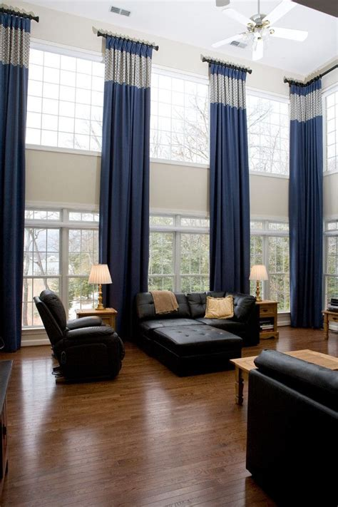 window treatments for double windows 25 best ideas about drapery panels on pinterest make