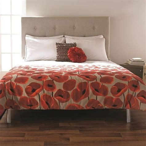 poppy bedding poppy collection comforter bouclair bedroom pinterest