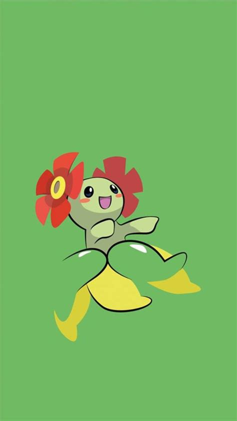bellossom tap    pokemon  wallpaper