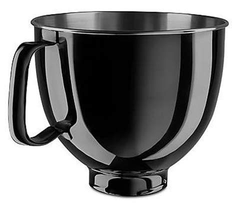 kitchenaid black tie artisan 174 black tie limited edition 5 quart tilt head stand