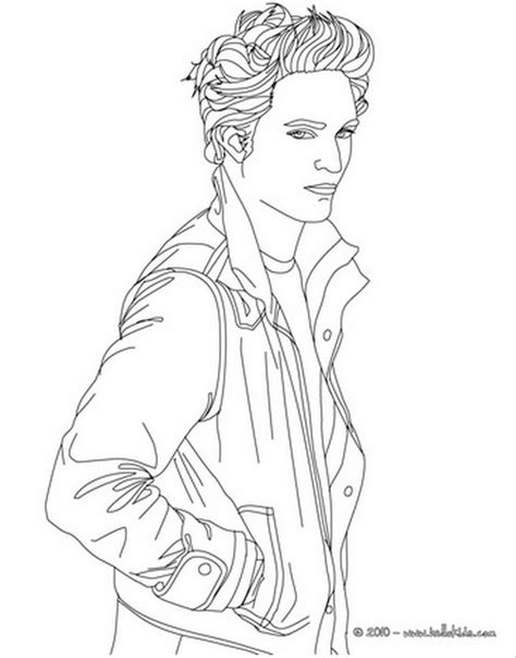 Jacob From Twilight Coloring Pages Coloring Pages Twilight Coloring Pages