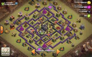 Collection of th9 war base 2015 anti gowipe and decorating tips for