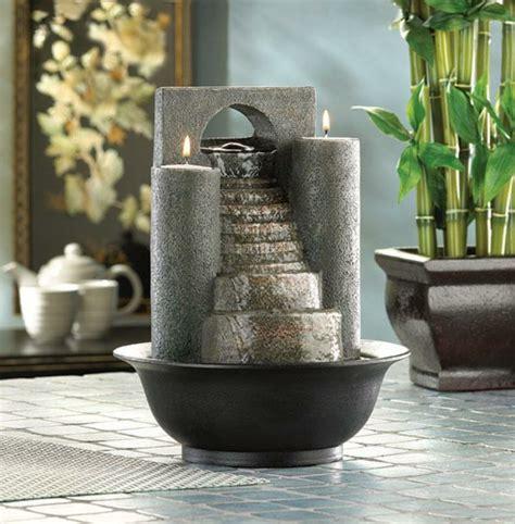 zimmerbrunnen modern zimmerbrunnen mit wasserfall 45 tolle designs archzine net