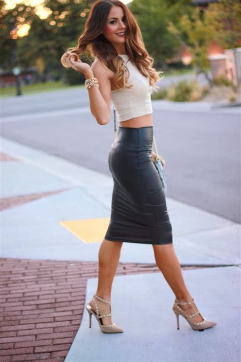 how to wear pencil skirts 2018 fashiongum