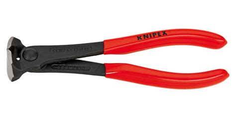 wire cutters knipex 68 01 160 end cutters wire cutters