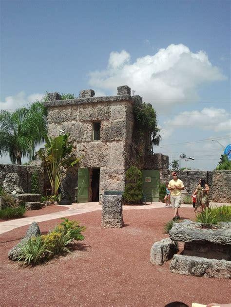 castle in miami coral castle home miami florida miami hidden gems