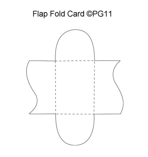 4 Bar Folded Card Template by 17 Best Images About Paper Craft Templates By Pam On