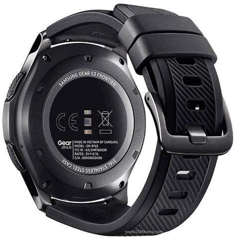 samsung frontier s3 samsung gear s3 frontier pictures official photos