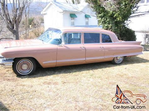 1962 Cadillac Limo by 1962 Cadillac Limo