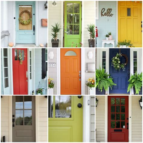 25 best ideas about front door paint colors on pinterest how to choose a front door color amazing 5 steps to