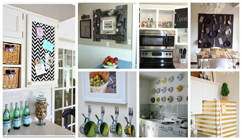 diy kitchen crafts awesome diy kitchen decor ideas that you can easily make