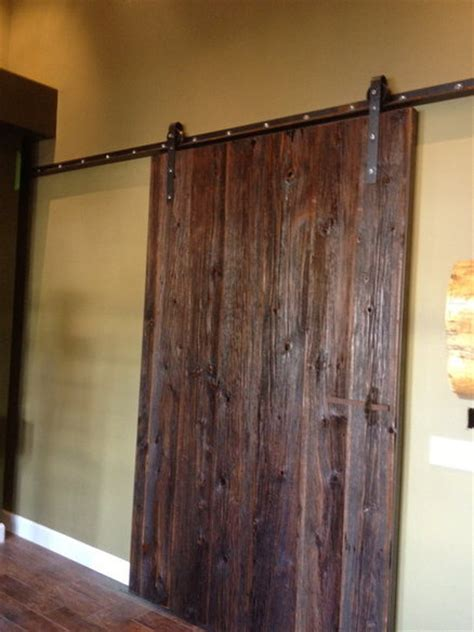 Custom Sliding Barn Doors Custom Xl Sliding Barn Door By Porter Barn Wood Lumberjocks Woodworking Community