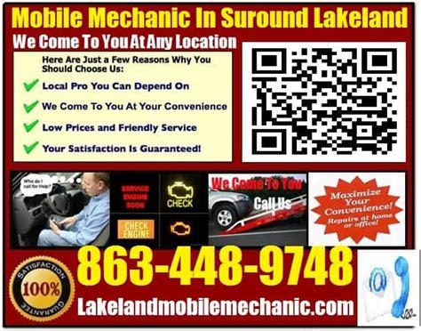parking lot light repair near me mobile mechanic lakeland auto car repair service tech shop