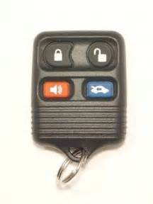 1998 Toyota 4runner Key Fob 1998 Ford Taurus Remote Keyless Entry Used Key Fob