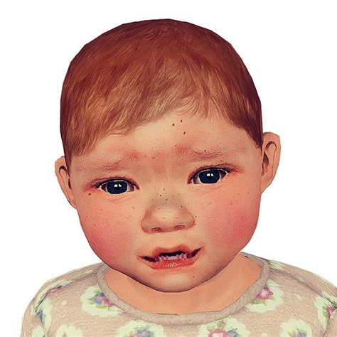 sims 3 baby hair sims3pack curly hair 733 best sims 3 downloads hair images on pinterest sims