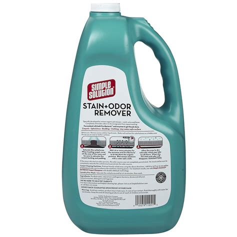 Simple Solution Odor Remover simple solution stain odor remover for cats dogs 1