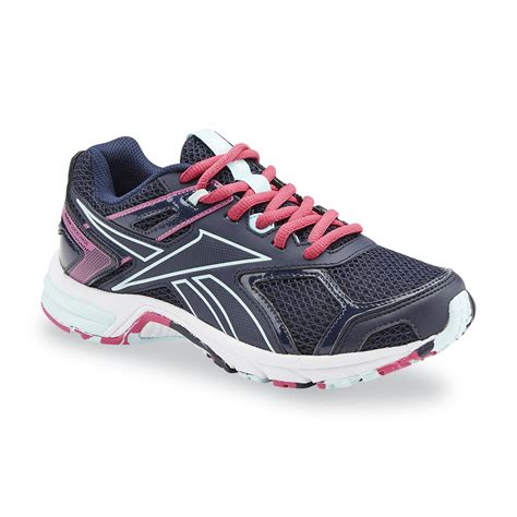 reebok womens quickchase memorytech bluepink running