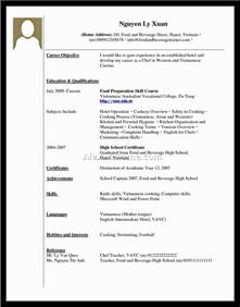 Job Resume Examples With Experience by Work Experience Resume Example Resume Format Download Pdf