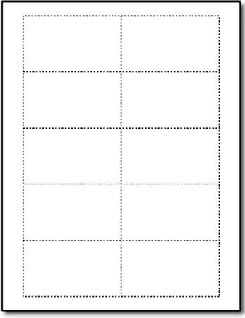 Blank Place Card Template 4 Per Sheet by Blank Business Cards A4 Images Card Design And Card Template