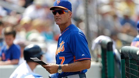 dodgers bench coach bench coach bob geren departs new york mets for los