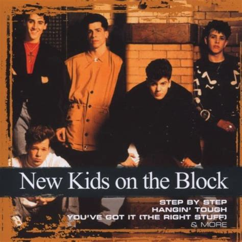 lyrics nkotb collections lyrics new on the block songtexte