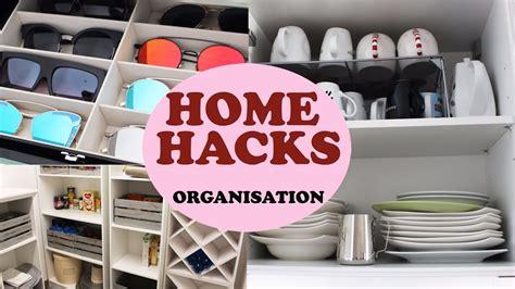 home hacks home hacks mit einfachen tricks ordnung schaffen