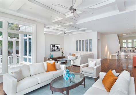 Houzz Ceilings by Developing Designs By Jens Sisino Cooling With Ceiling Fans