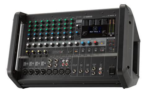 Power Mixer Yamaha Emx yamaha emx 7 thomann uk