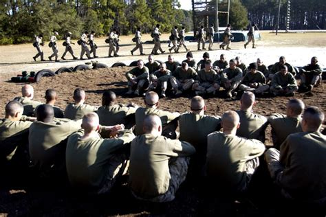 boat to pari island marines ready to evacuate parris island recruits ahead of