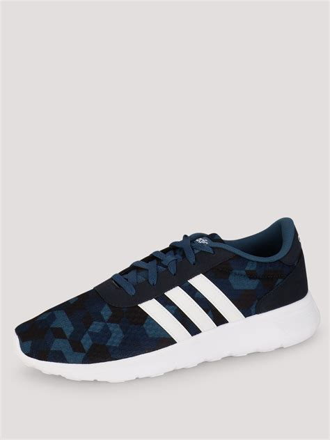adidas neo buy adidas neo lite racer with graphic upper trainers for